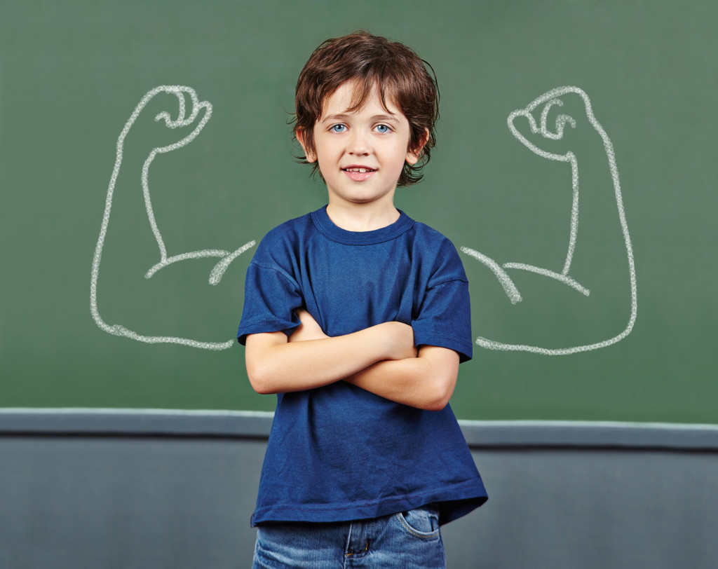 bigstock-Strong-child-with-muscles-draw-62087015-1024x812