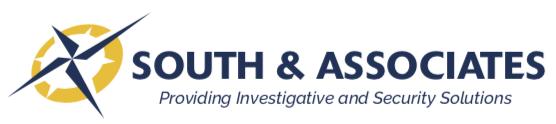 South and Associates Logo